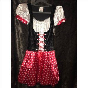 Other - Ladies Minnie Mouse Dress/Costume Plus BONUS